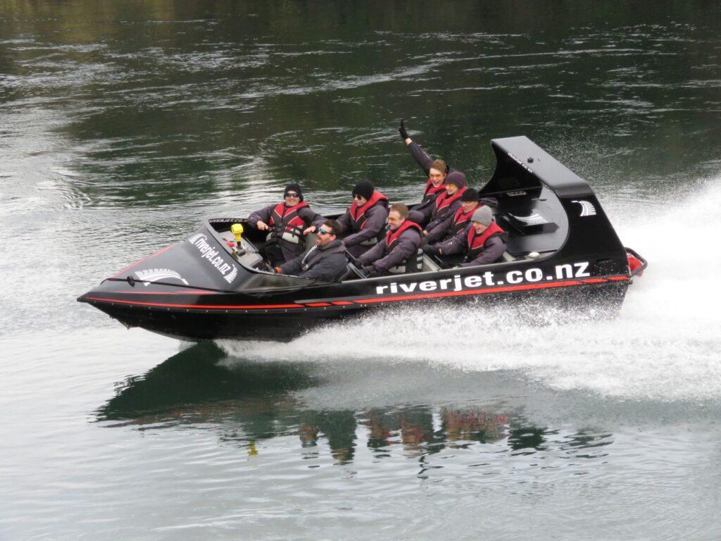 River Jet Rotorua