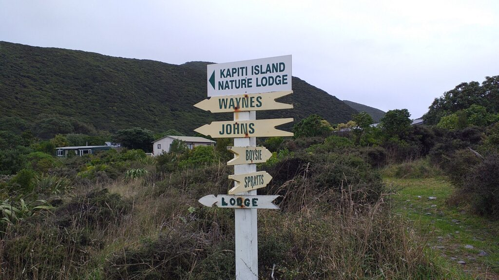 Kapiti Nature Tours, New Zealand