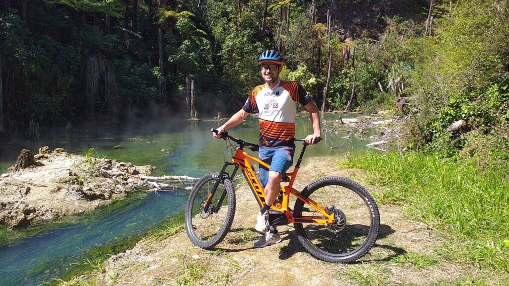 FourB bike tours taupo