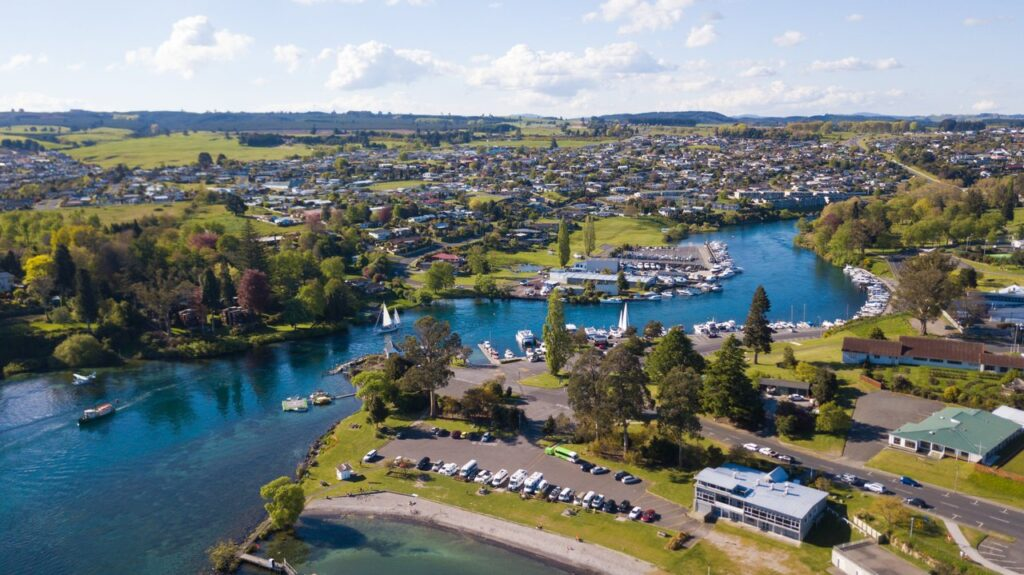 Taupo Waterfront
