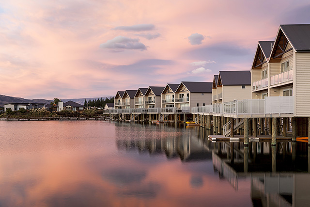 Heritage Collection Lake Resort, Cromwell