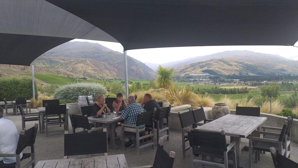 Mt Difficulty restaurant, Bannockburn