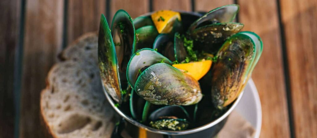 Mills Bay Mussels