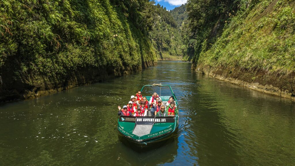 Adventures on The Whanganui River, New Zealand