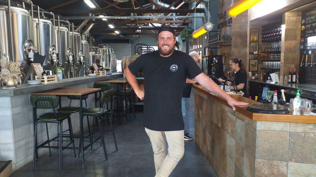 Shining Peak Brewery, New Plymonth