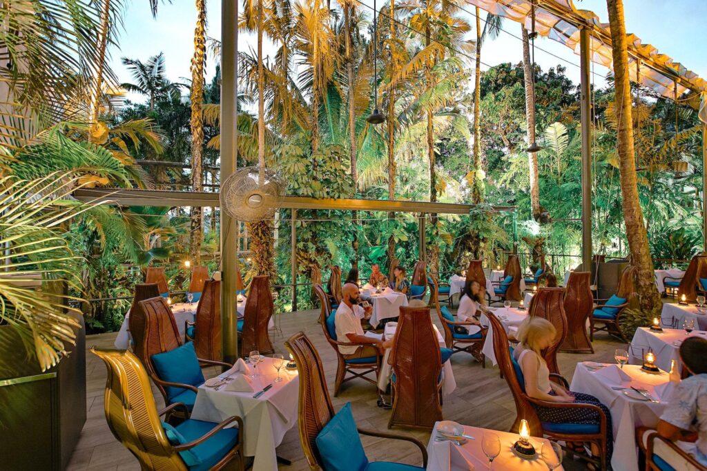 Nautilus Restaurant, Port Douglas, Queensland, Australia