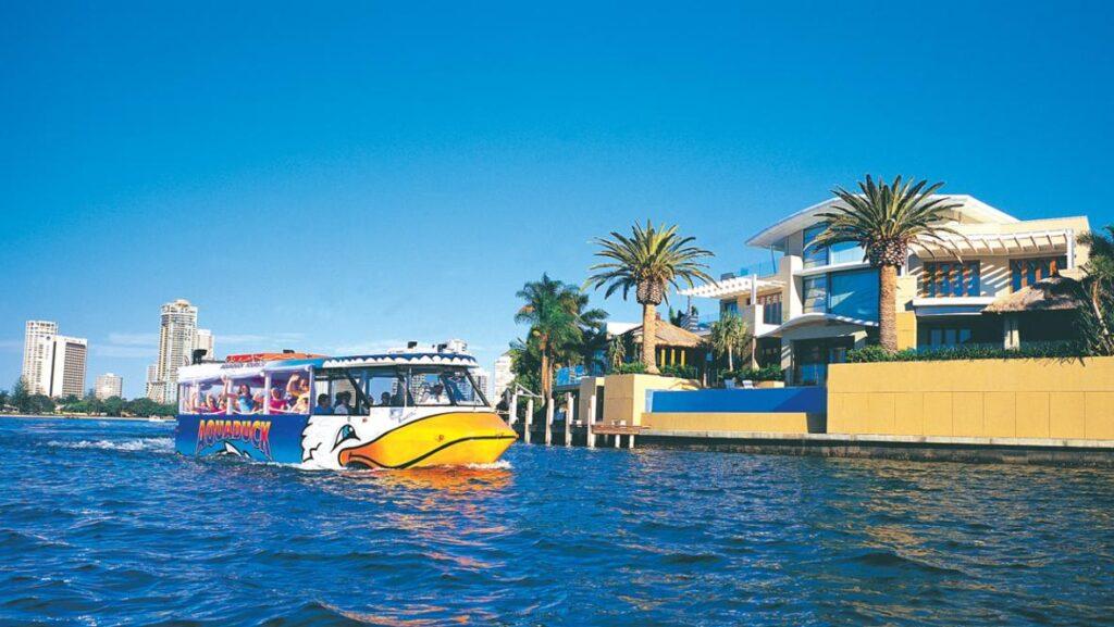 Aqua Duck Gold Coast